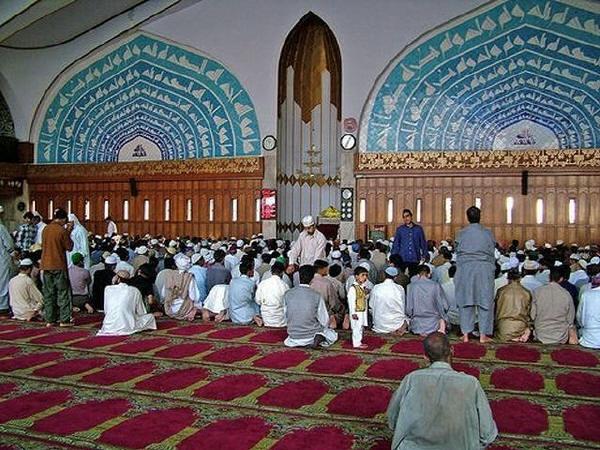 DataGanjBakhsh.Com   Jamiya Masjid Data Darbar Lahore Data Darbar